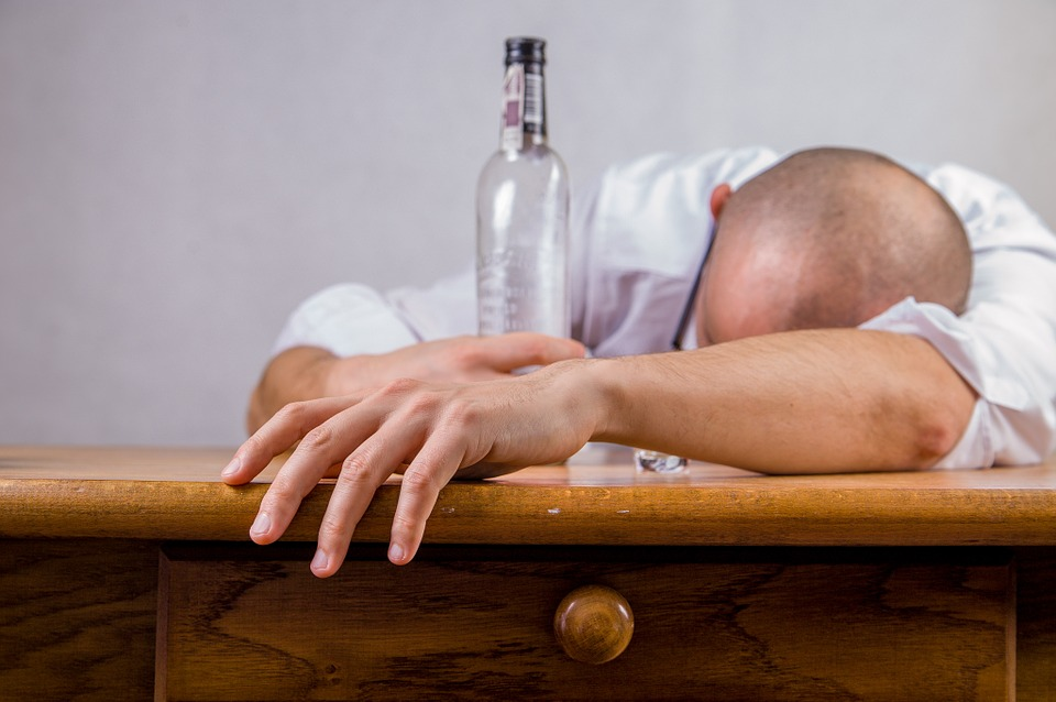 Alcohol's relation to Insomnia